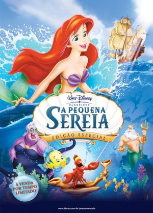 The Little Mermaid 575x802