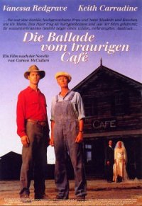 The Ballad of the Sad Cafe poster