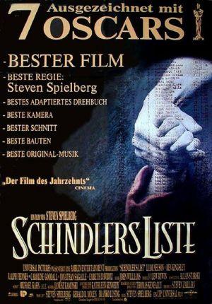 Schindler's List 500x716