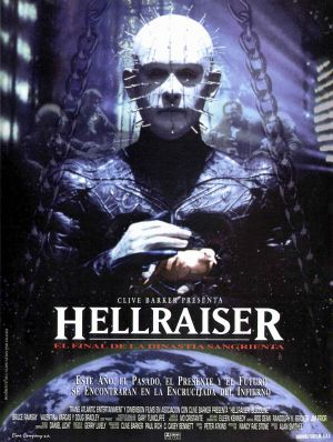 Hellraiser: Bloodline 1885x2500