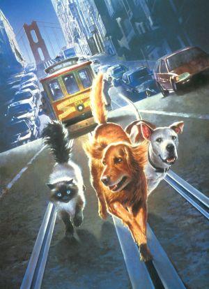 Homeward Bound II: Lost in San Francisco 1795x2480