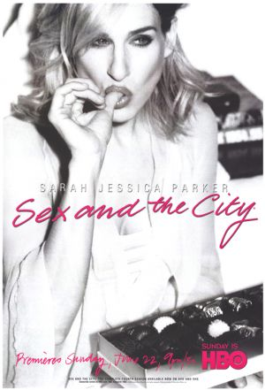 Sex and the City 660x970