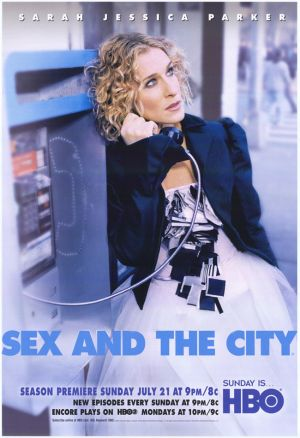 Sex and the City 650x950