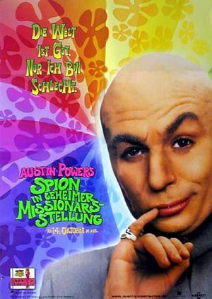 Austin Powers - Spion in geheimer Missionarsstellung 496x700