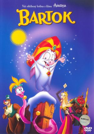Bartok the Magnificent Dvd cover