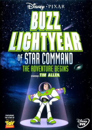 Buzz Lightyear of Star Command: The Adventure Begins Cover