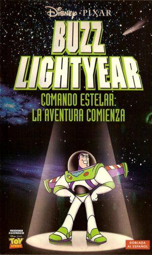 Buzz Lightyear - Avaruusranger: Seikkailu alkaa 715x1200