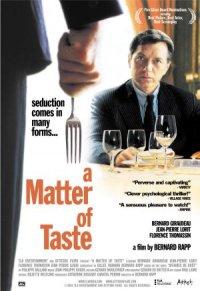A Matter of Taste poster