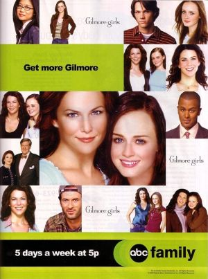 Gilmore Girls 611x821