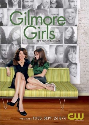 Gilmore Girls 566x800