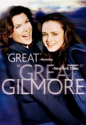 Gilmore Girls 500x729