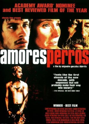 amores perros poster. Amores Perros poster