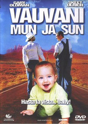 Finnish Poster For Nobody S Baby