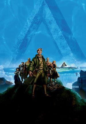 Atlantis - Das Geheimnis der verlorenen Stadt 2093x3000
