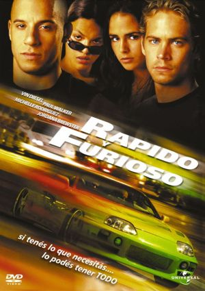The Fast and the Furious 508x719