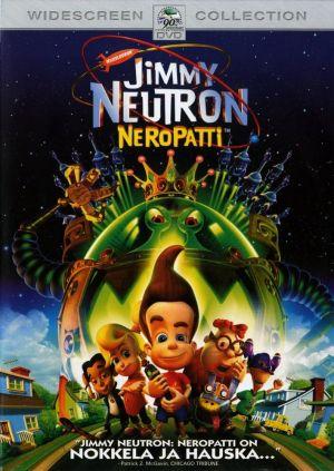 Jimmy Neutron: Der mutige Erfinder 708x998