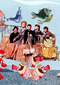 Music Magic: The Sherman Brothers - Bedknobs and Broomsticks poster