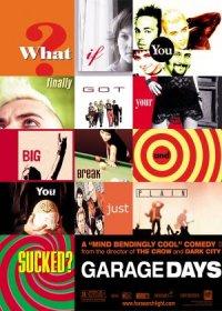 Garage Days poster