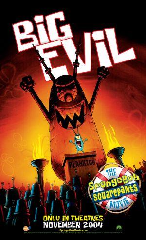 The SpongeBob SquarePants Movie 1831x3000