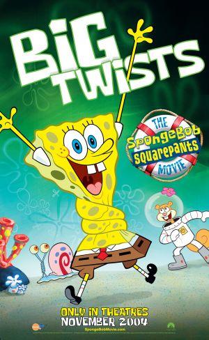The SpongeBob SquarePants Movie 1845x3000