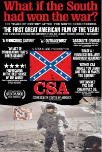 C.S.A.: The Confederate States of America poster