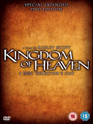 Kingdom of Heaven Cover
