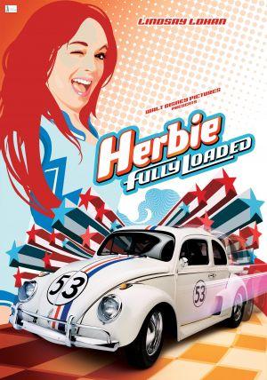 Herbie Fully Loaded - Ein toller Käfer startet durch 2100x2993