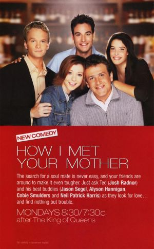 How I Met Your Mother 750x1213