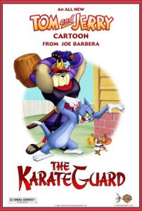 The Karate Guard poster