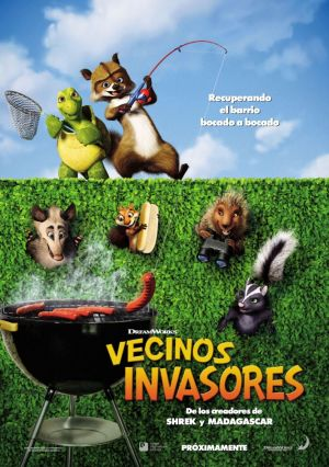 Over the Hedge 666x945