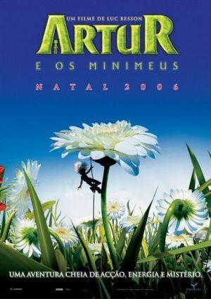 Arthur und die Minimoys 471x666