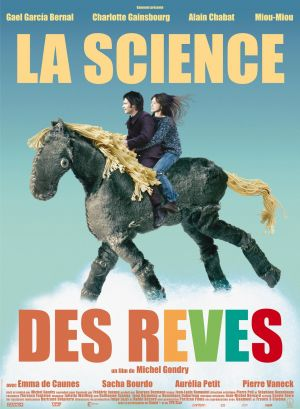 La science des r�ves Poster