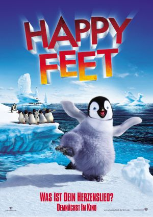 Happy Feet 989x1400