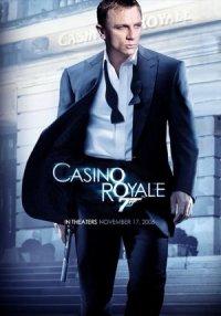 Bond Begins poster
