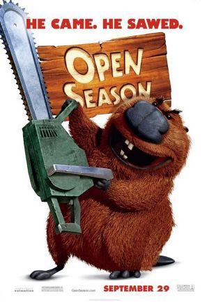 Open Season 900x1302