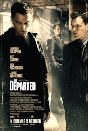 The Departed 500x738