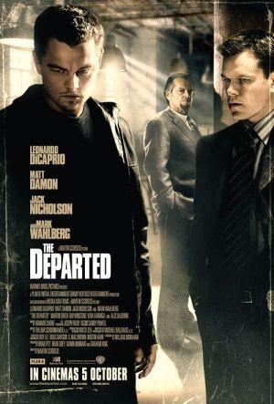 The Departed - Il bene e il male 500x738
