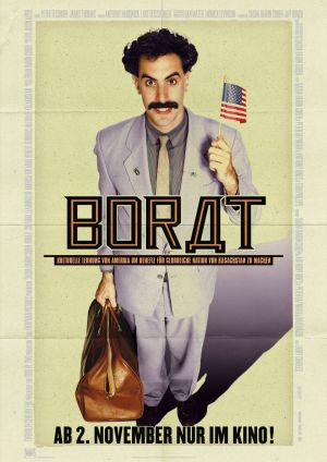 Borat: Cultural Learnings of America for Make Benefit Glorious Nation of Kazakhstan 990x1400