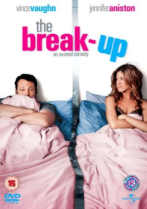 The Break-Up Dvd cover