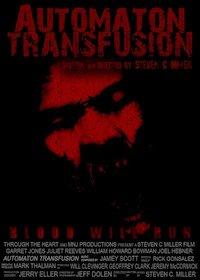 Zombie Transfusion poster