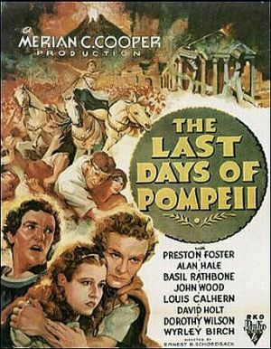 The Last Days of Pompeii 340x437