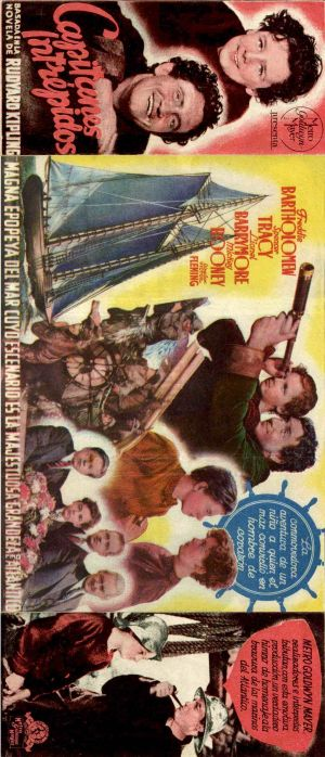 Captains Courageous 1547x3600
