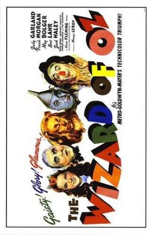 The Wizard of Oz 323x500