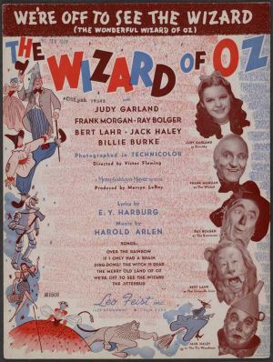 The Wizard of Oz 754x1000