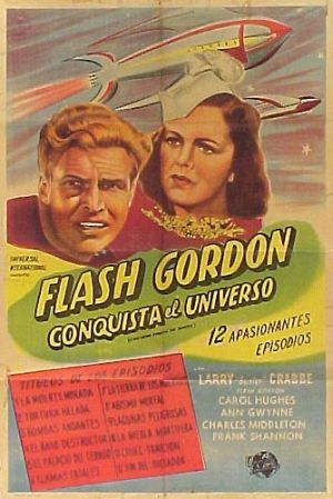 Flash Gordon Conquers the Universe Poster