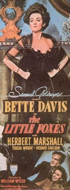The Little Foxes 371x1000