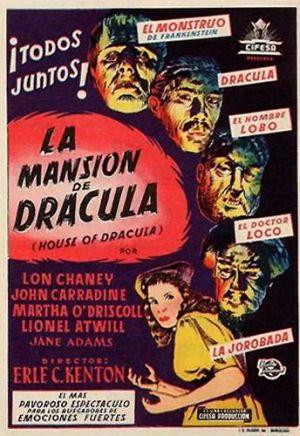 House of Dracula 344x500