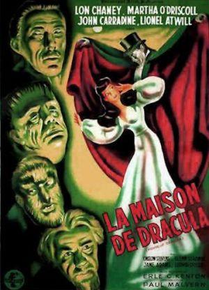 House of Dracula 361x500
