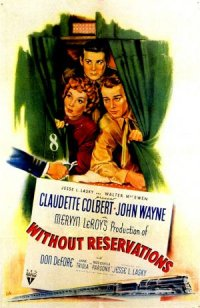 Without Reservations poster