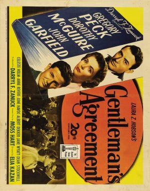 Gentleman's Agreement 2818x3600